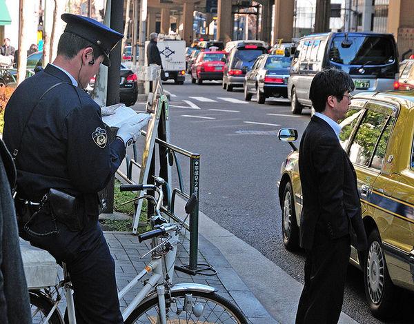 Bagaimanakah Polisi di Jepang ?
