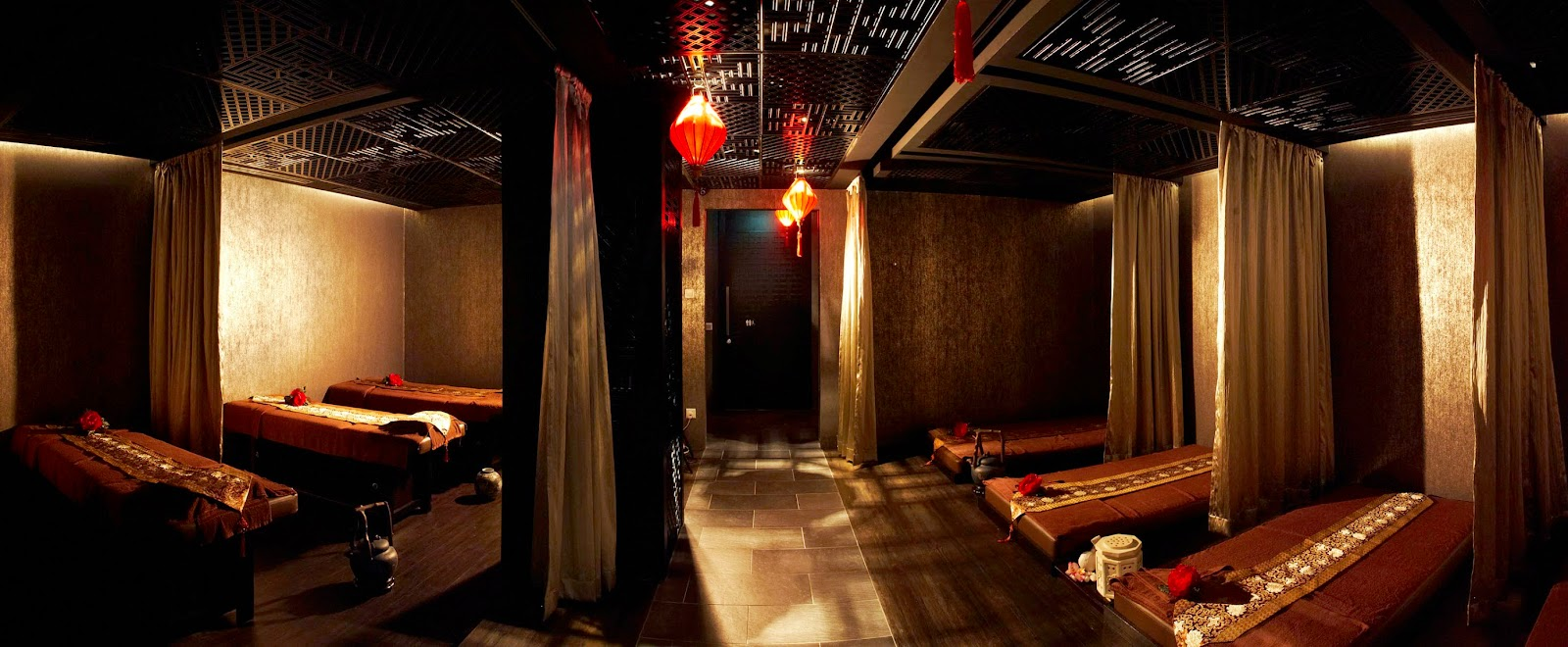 Late night beauty pamperings the oriental spa chamber for Salon oriental