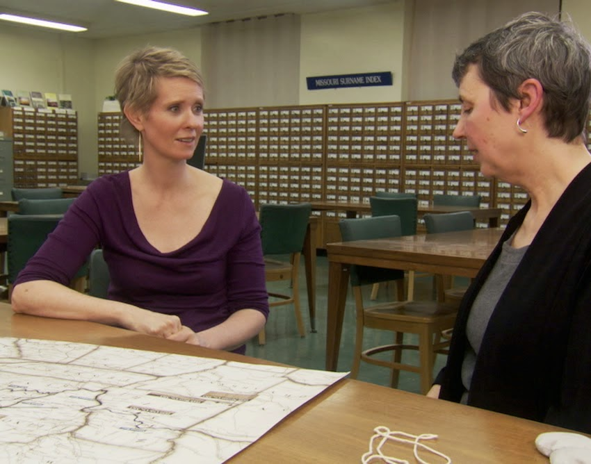 Olive Tree Genealogy Blog: A Sneak Peek at Tonight's Episode of WDYTYA!