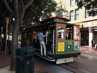 Downtown SF
