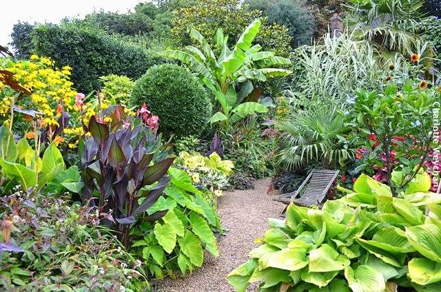 The Galloping Gardener A Fantasy Landscape In Norfolk