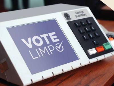 Cartilha Vote limpo da OAB-PE
