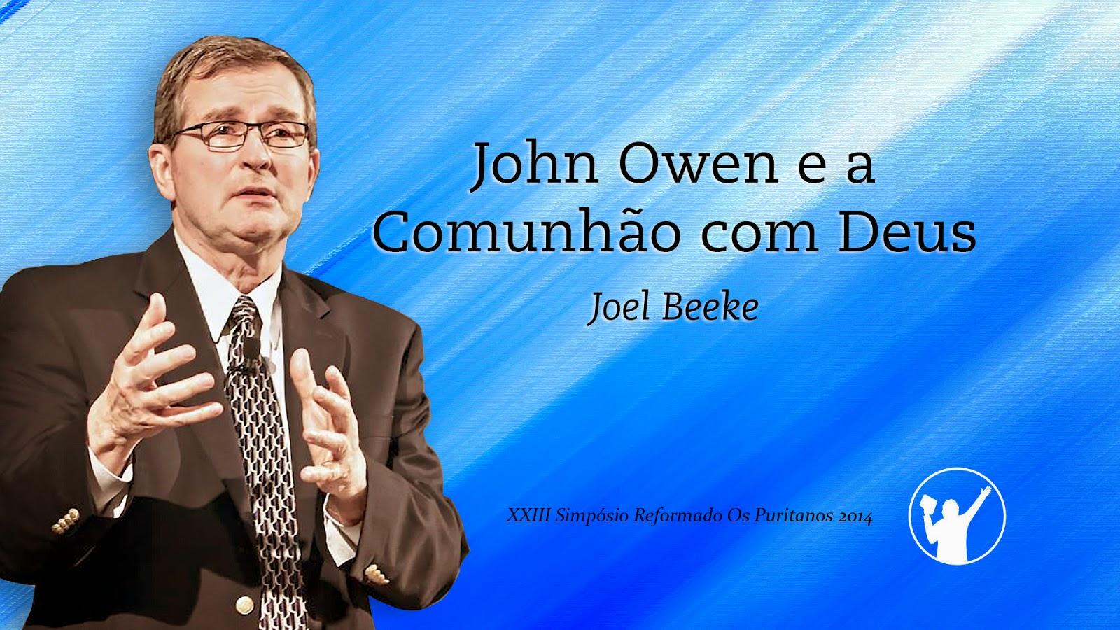 John Owen e a Comunhão com Deus