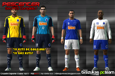 GDB Cruzeiro 2010/11 Download