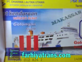 tiket ekspedisi kapal laut