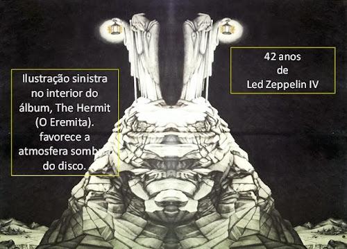 42 anos de Led Zeppelin IV