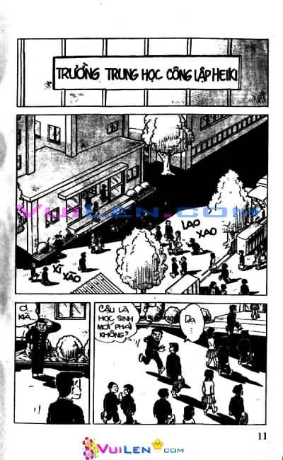 Jindodinho - Đường Dẫn Đến Khung Thành III  Tập 1 page 11 Congtruyen24h