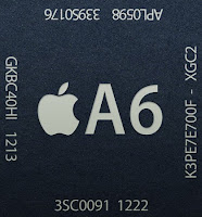 Apple iPhone5 A6 Processor