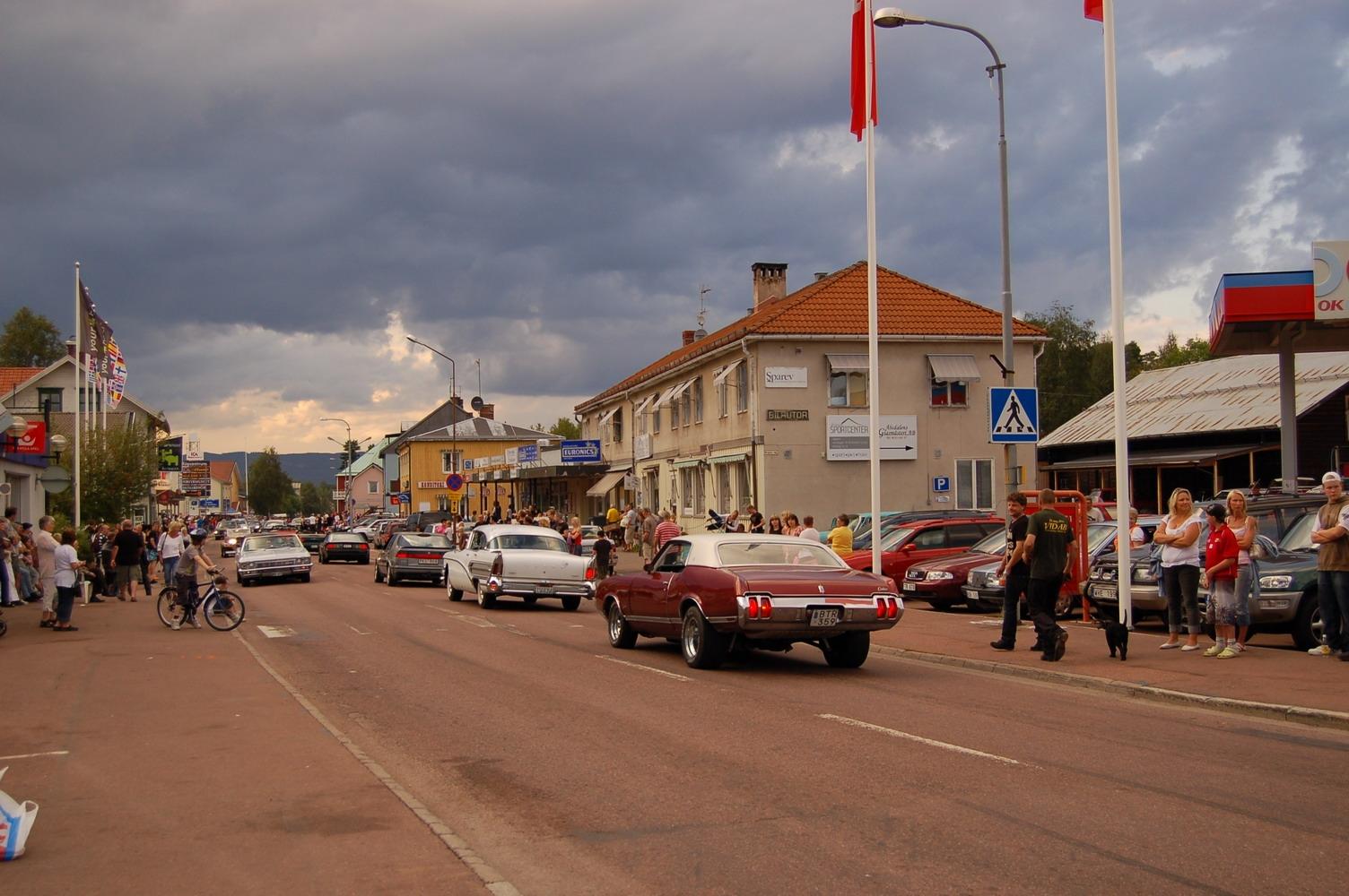 älvdalens Näringslivskontors Blogg Musik Motorfestivalen I