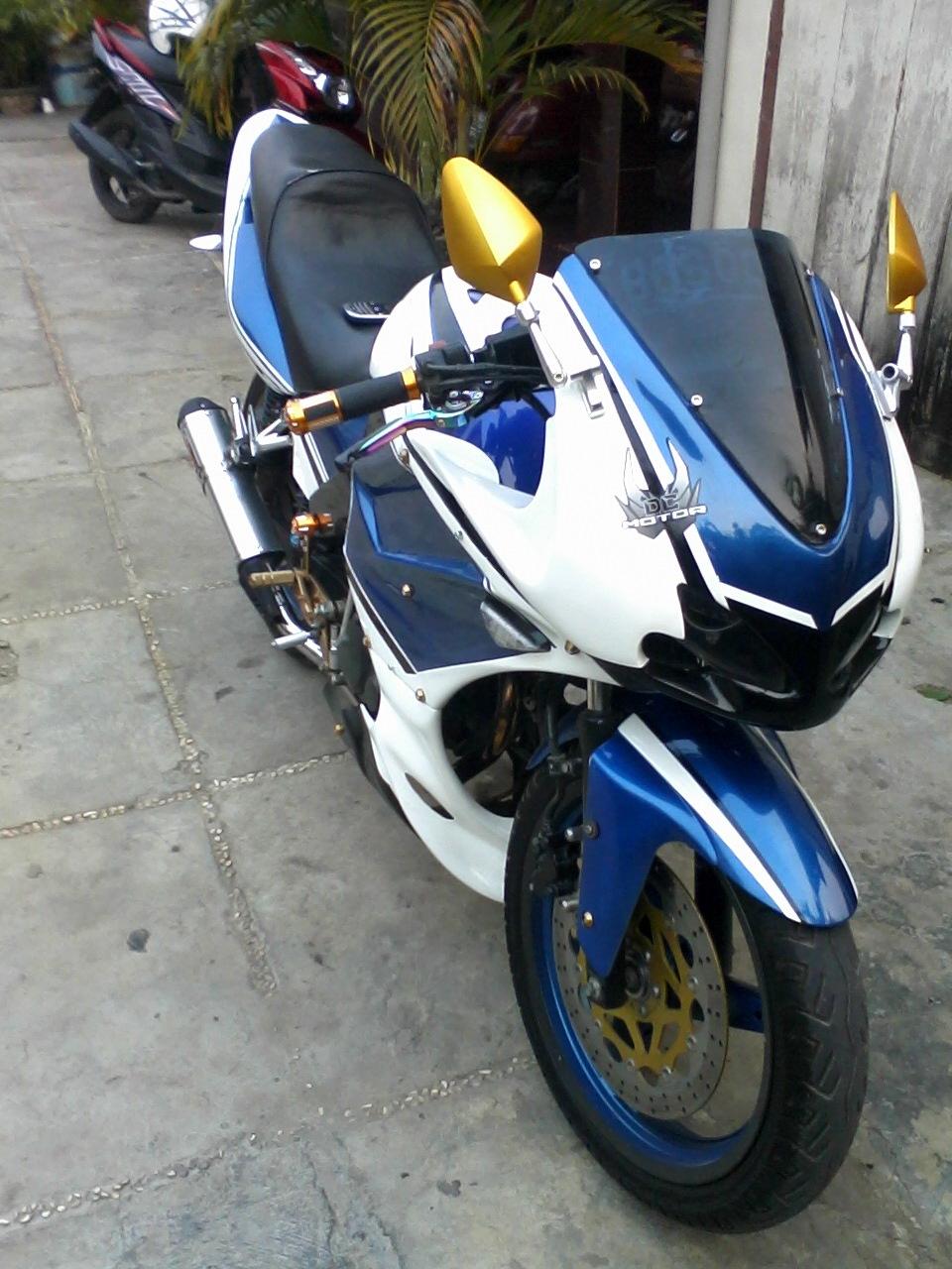 Tiger Modif Sport Full Fairing Ninja Ducati