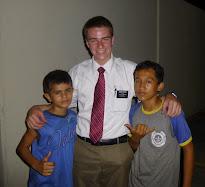 Elder Harrison Ostler