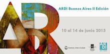 FERIA DE ARTE Y DISEÑO - HIPÓDROMO DE PALERMO
