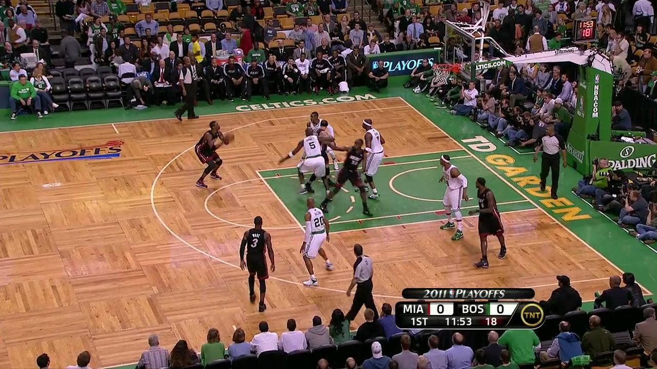 Sports Business Boston: Celtics' court configuration ...