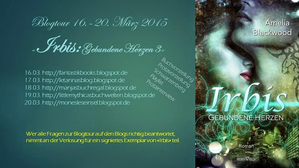 "Blogtour ""Irbis"""