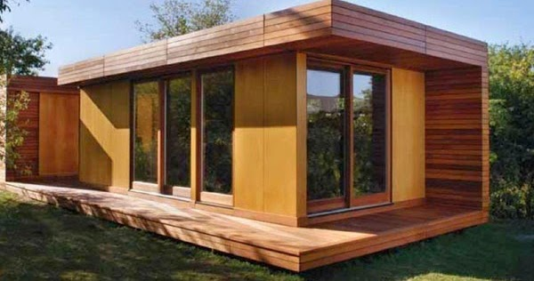 Fachadas de casas peque as fotos e im genes de casas - Casitas pequenas de madera ...