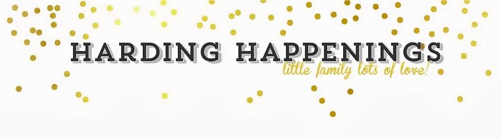 harding happenings
