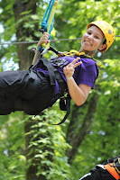 Zipline Canopy Tour near Gatlinburg