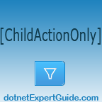 ASP.NET MVC: ChildActionOnly