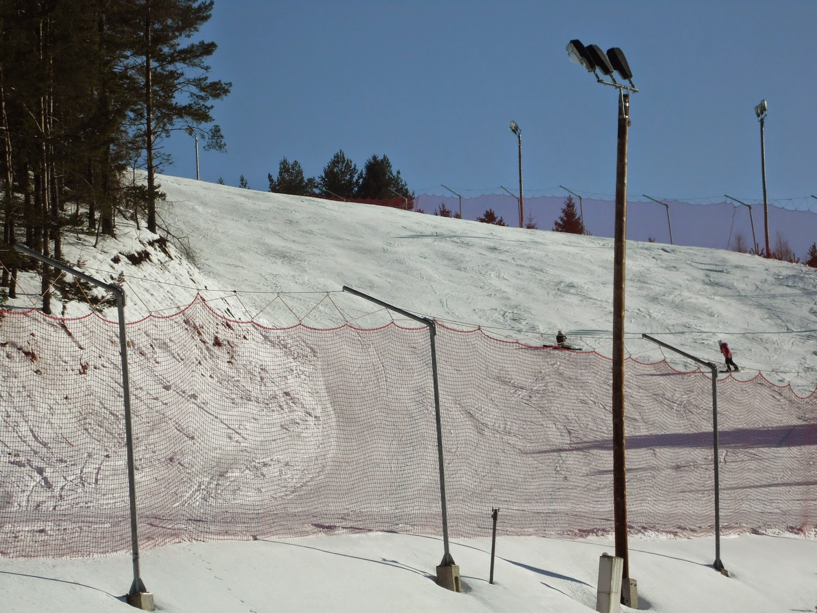 Czorsztyn Ski trasa narciarska