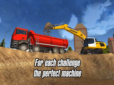 Construction Simulator 2014 Android