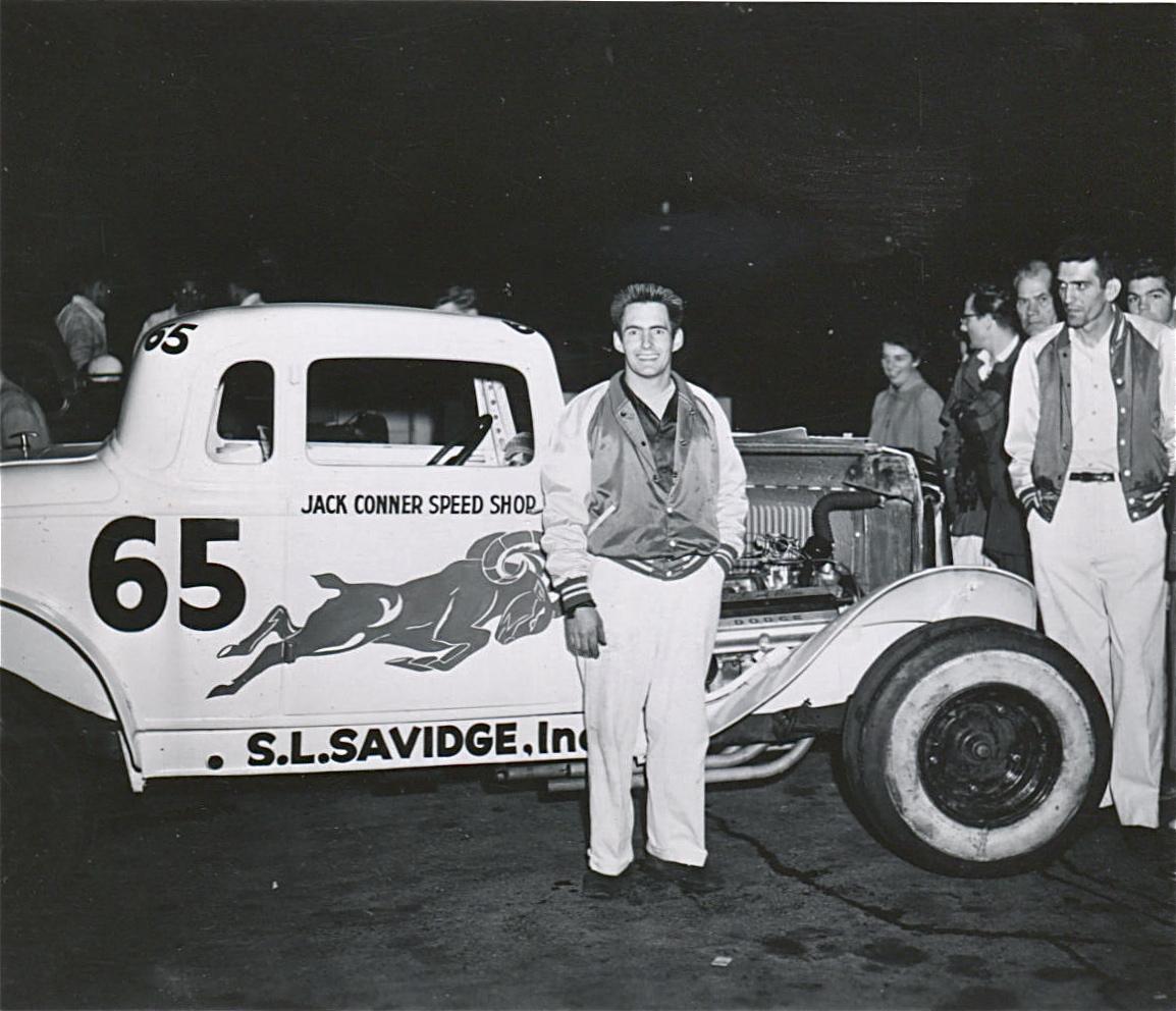 Northwest Auto Racing, 1950s: Aurora Speedway, Seattle, 1953