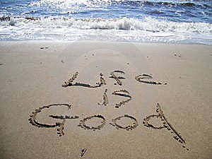 life is good, positive quotes, love your life