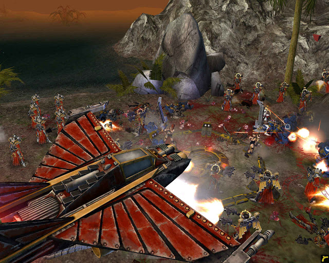 Название: Warhammer 40,000: Dawn of War: Soulstorm Размер файла: 3.99 Мб Оп