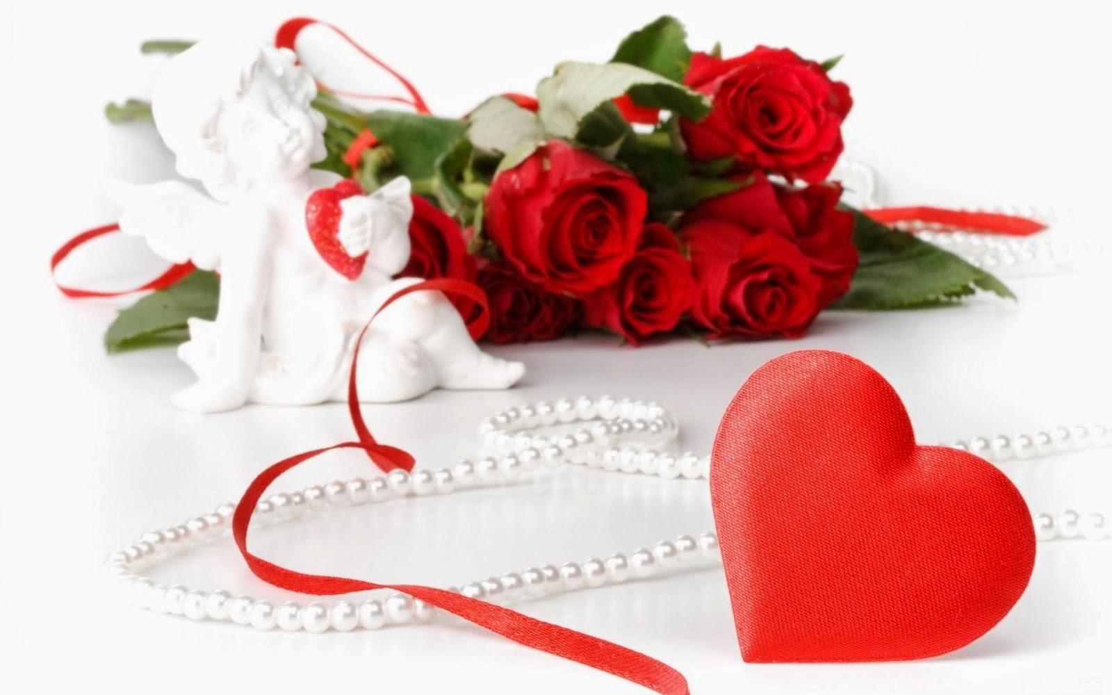 Happy Valentines Day Rose