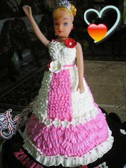 ~ Baby Doll Cake ~