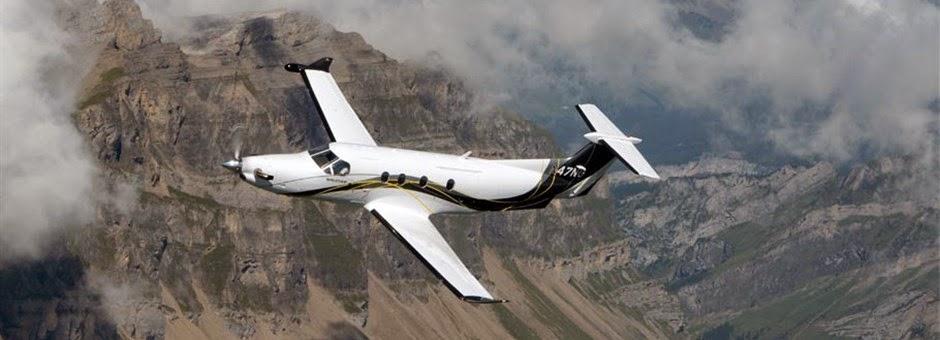 Pilatus PC-12 cruising altitude