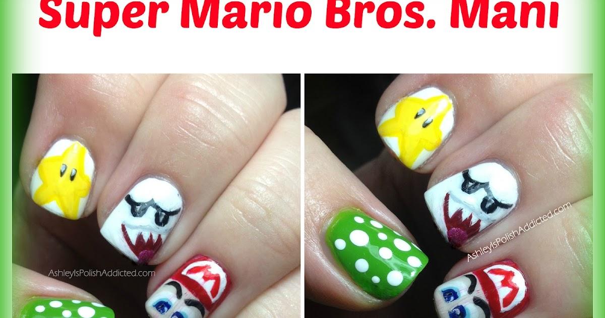 Ashley is PolishAddicted: Japanese Nail Art Theme Week featuring ...
