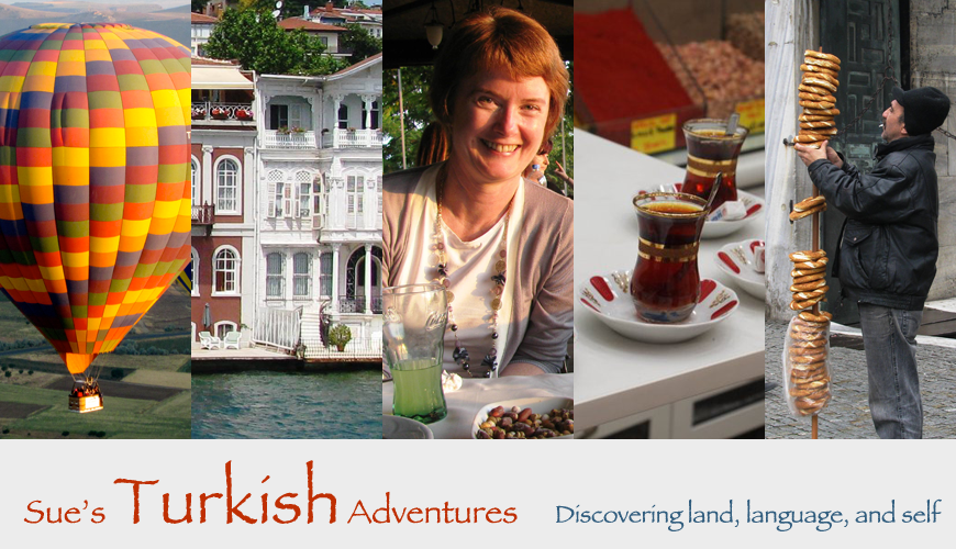 Sue's Turkish Adventures
