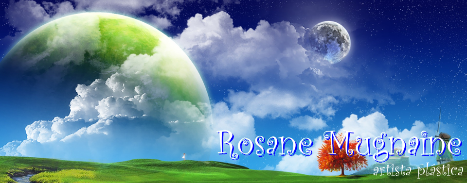 Rosane Mugnaine - artista plástica