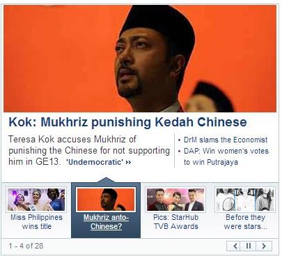 Yahoo News Cuba Burukkan Persepsi Dunia Pada Malaysia?!