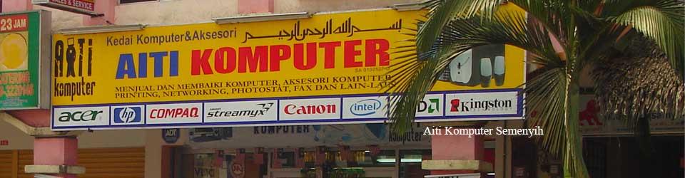 Aiti Komputer Semenyih
