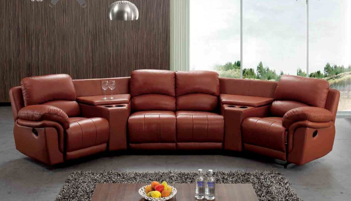 Deco chambre interieur une l gance parfaite dans votre maison avec les cana - Canape de luxe en cuir ...
