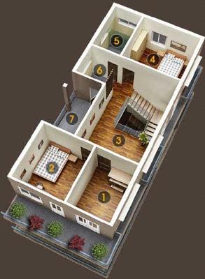 Sửa chữa nhà ở, Thiết kế nhà giá rẻ