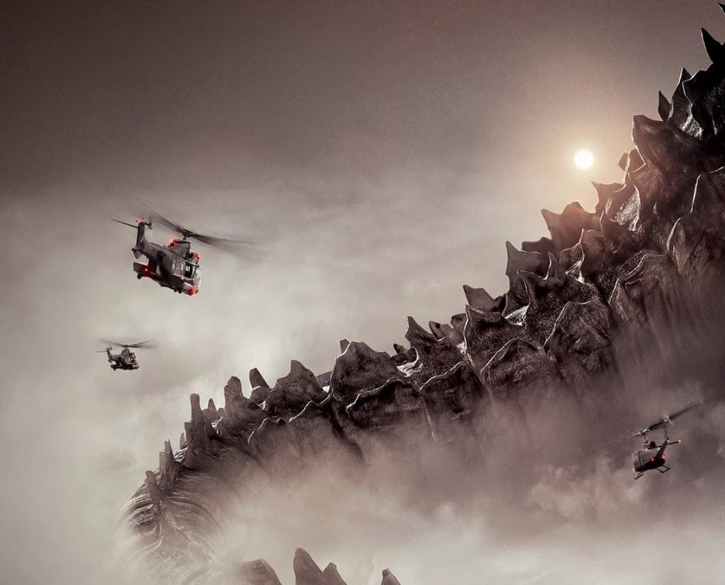 Assistir trailer novo filme Godzilla 2014 data de lançamento estreia