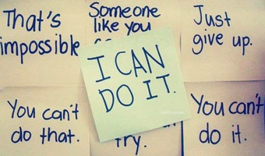 Motivasi! Sadarilah Kemampuan Hebat Dalam Dirimu