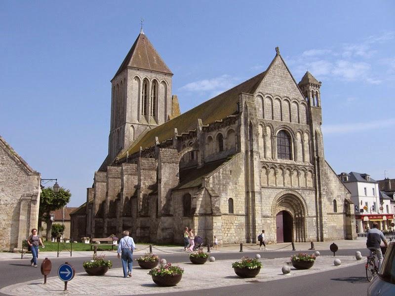 Ouistreham Bourg