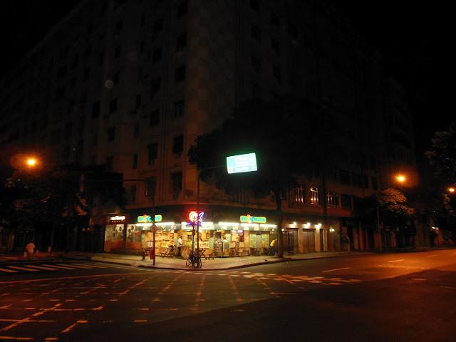 Loja de suco em Copacabana/Foto: Marcelo Migliaccio