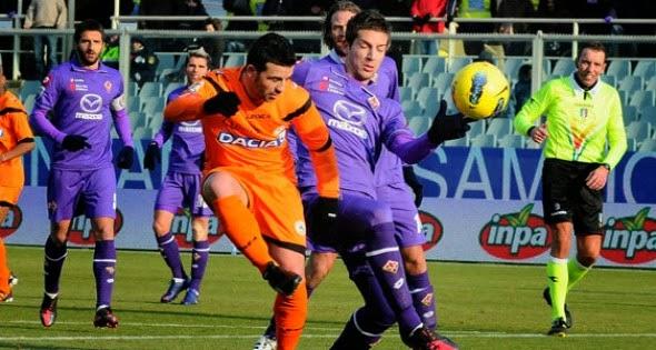 Prediksi Udinese vs Fiorentina