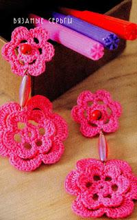 Вяжем цветы крючком. 20 оригинальных идей.