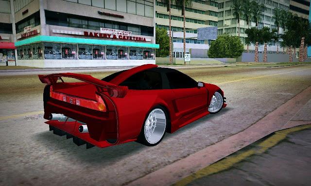 Honda NSX GTA Vice City