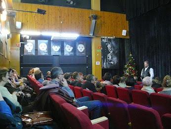Spotkanie z Grzegorzem Pieńkowskim, wykładowcą AFiT