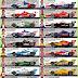Confira as pinturas dos carros da Indy para o GP de Houston