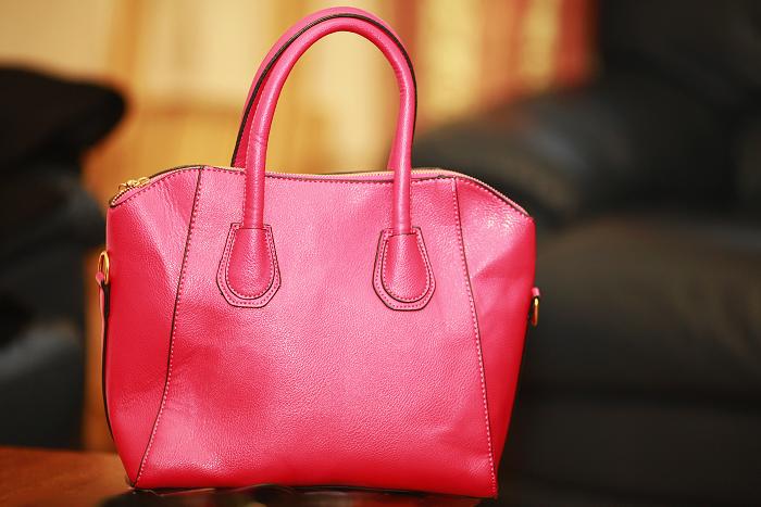 hot pink bag, rose wholesale, růžová kabelka