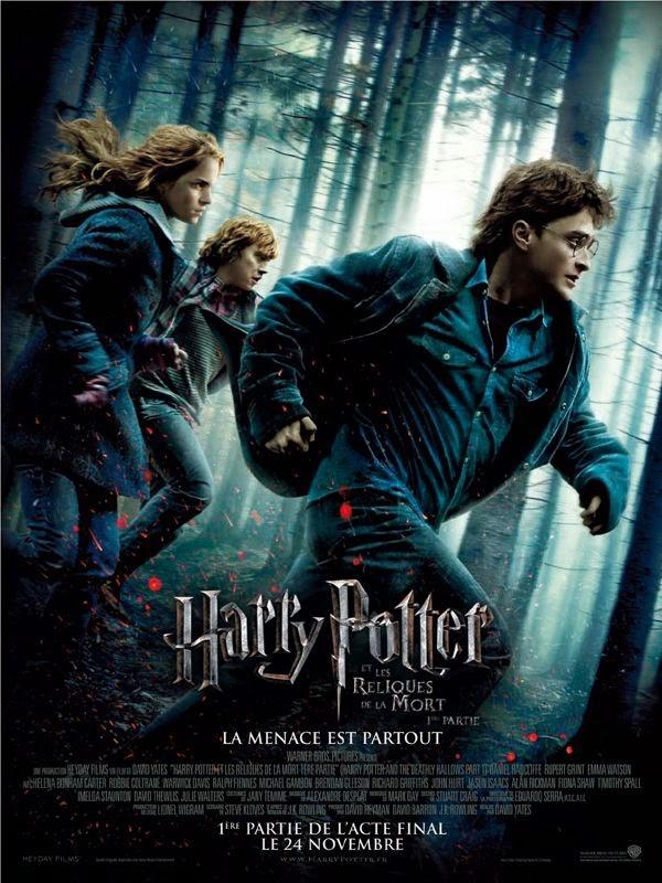 Harry Potter 7 et les reliques de la mort   partie 1 streaming vf