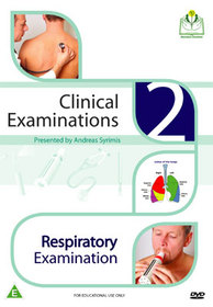 Clinical Examinations Videos- Complete DVD Series for MRCP and MRCGP RESPIRATORY+EXAMINATION