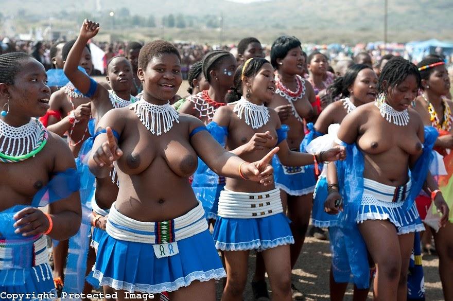 Zulu Topless 93